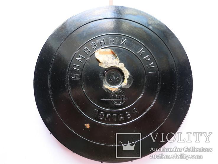Корпус с алмазного круга(подходит для самодельной  катушки металлоискателя ), фото №2