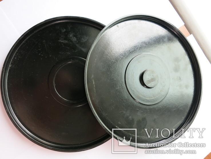 Корпус с алмазного круга(подходит для самодельной  катушки металлоискателя ), фото №4