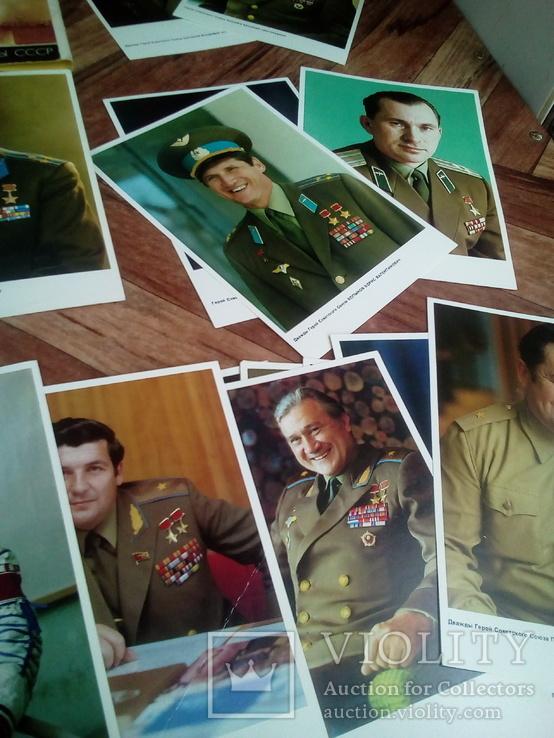 Летчики-космонавты ссср., фото №5