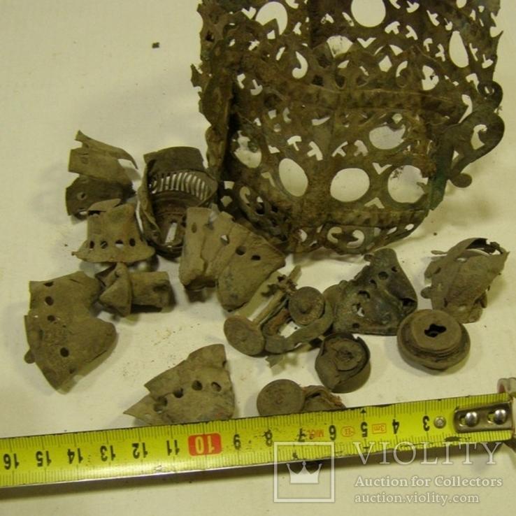 Элементы лампаток для реставратора, фото №2