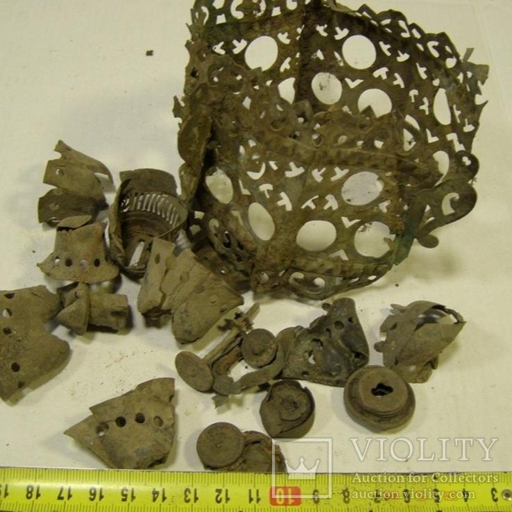 Элементы лампаток для реставратора, фото №3