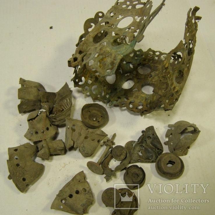 Элементы лампаток для реставратора, фото №4