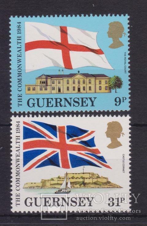 Гернси 1984