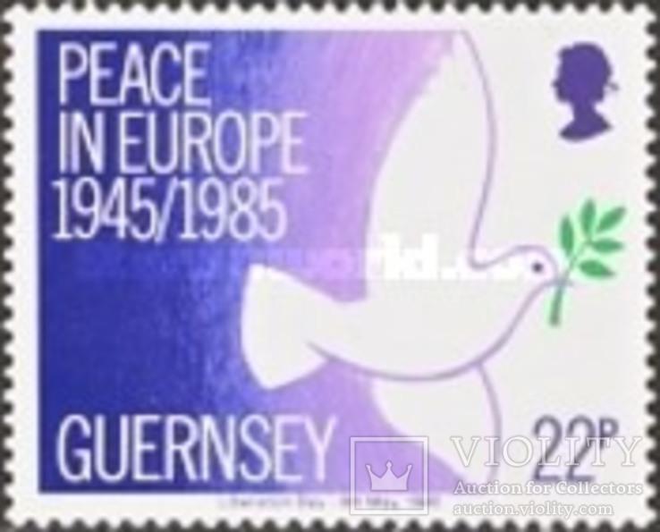 Гернси 1985