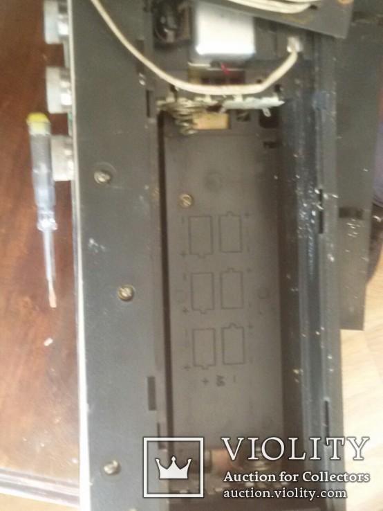 Радиоприёмник Рига-104. Рижский радиозавод имени А.С.Попова. Выпуск рп с 1973 года., фото №8