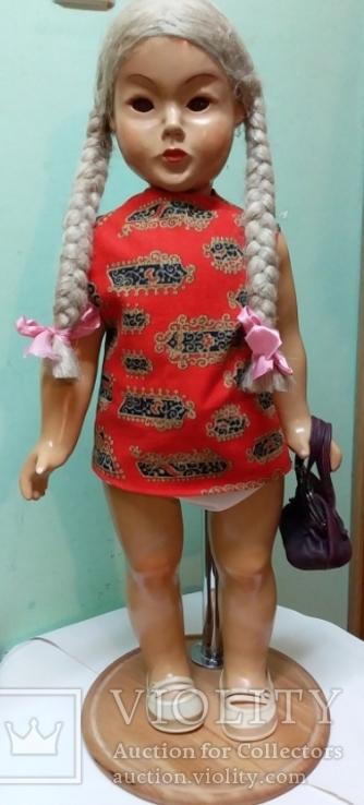 Кукла Опилочная 65см азиатка