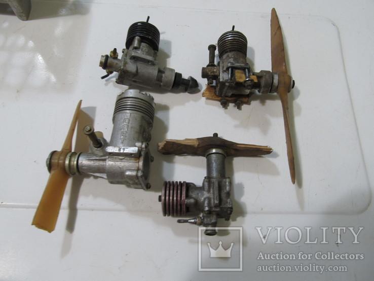 Бензиновые двигатели для авиамоделей