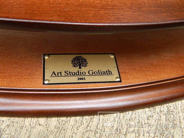 """Мюнцкабінет від """"Art Studio Goliath""""(для малоформатних монет 16/18/20мм.)., фото №13"""