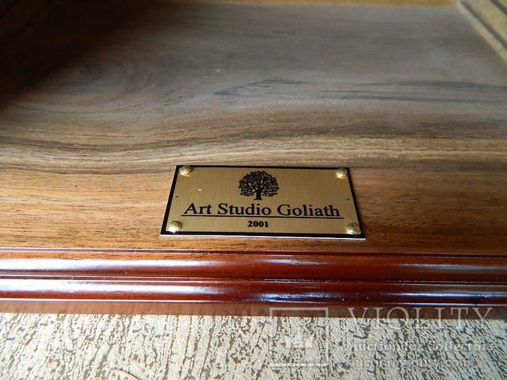 """Мюнцкабінет від """"Art Studio Goliath""""( 252ложементи діам.22/25/35мм.)., фото №12"""