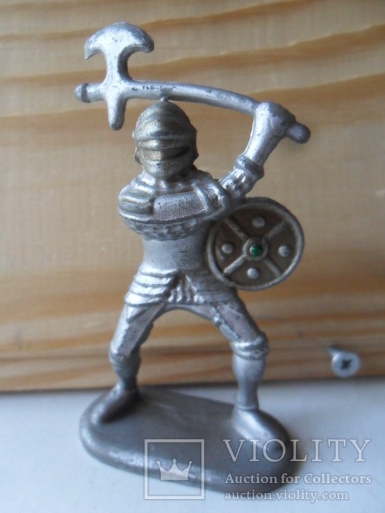 Рыцарь с топором