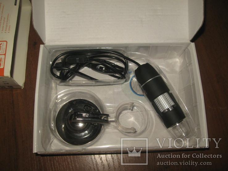 USB микроскоп, фото №4