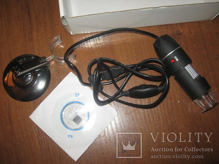 USB микроскоп, фото №5
