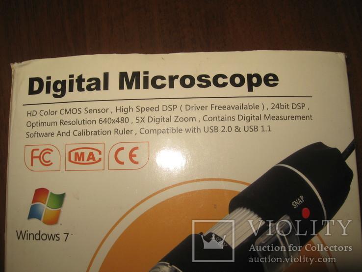 USB микроскоп, фото №10