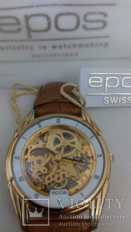 Швейцарские механические часы