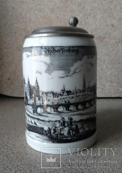 Пивная кружка. Германия, фото №5