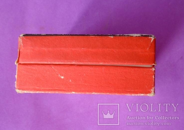 Коробка для ювелирки. Производство СССР., фото №6