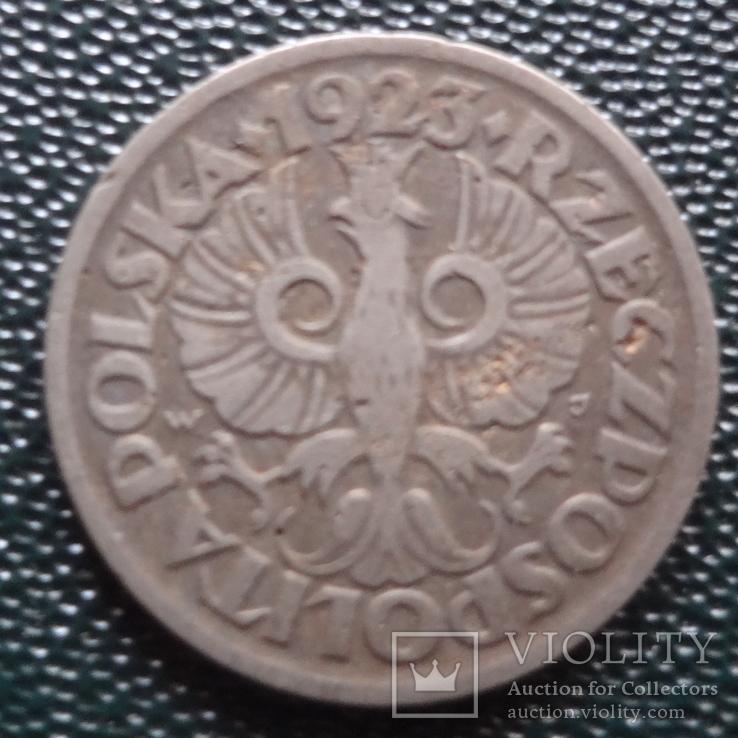 10 грош  1923  Польша   (,10.2.28)~, фото №3