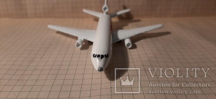 Самолет металический Douglas ds -10 Majorete, фото №8