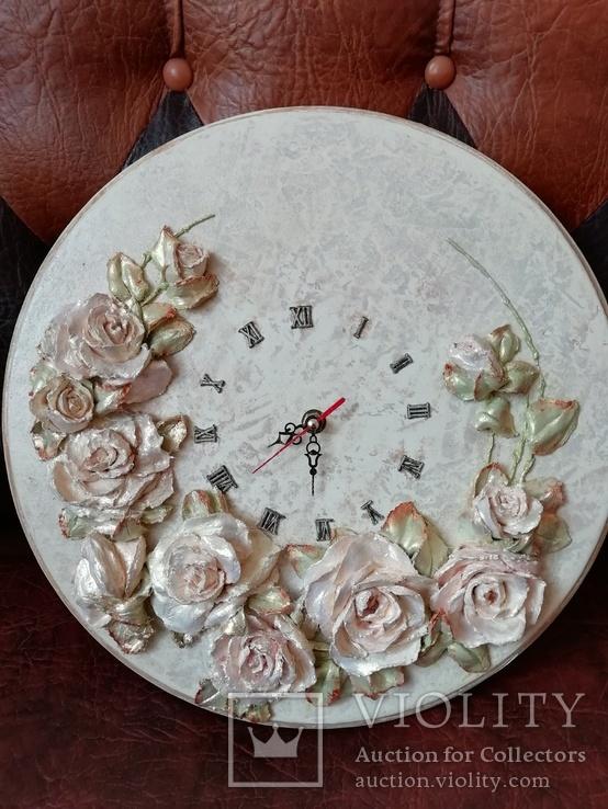 Скульптурний живопис (Годинник), фото №2