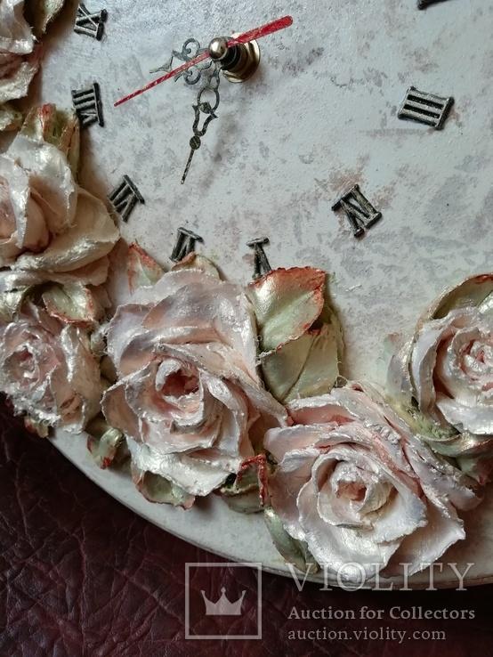 Скульптурний живопис (Годинник), фото №3