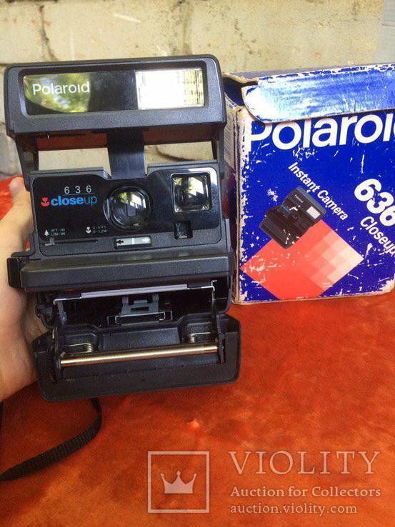 "Фотоаппарат ""полароид"", объектив индустар - 61 Л/Д, Тушка FED 3, кожаный чехол для FED 3, фото №6"