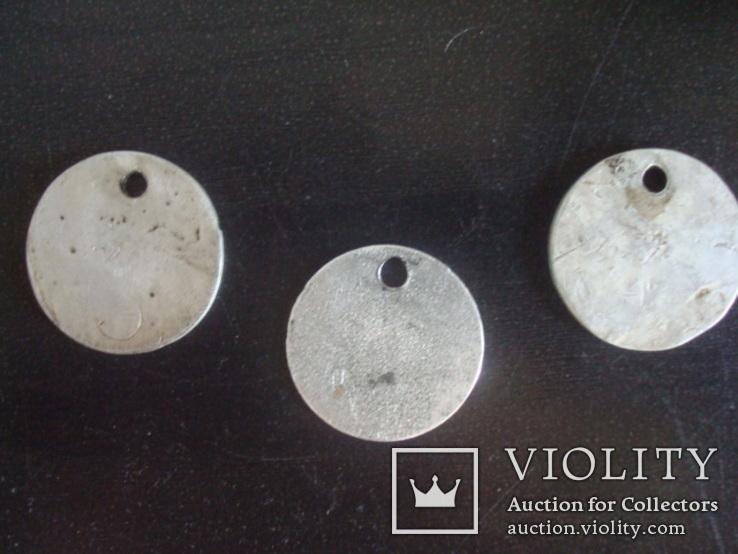 Номерки,жетоны,Немецкий гардероб СС 1941-45гг., фото №3