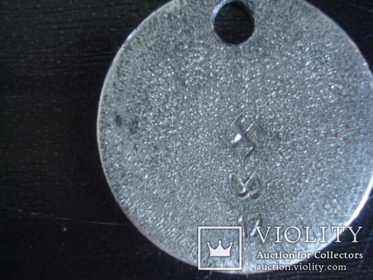 Номерки,жетоны,Немецкий гардероб СС 1941-45гг., фото №8