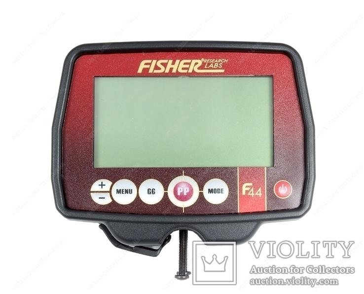 Металлоискатель Fisher F44 11DD, фото №3
