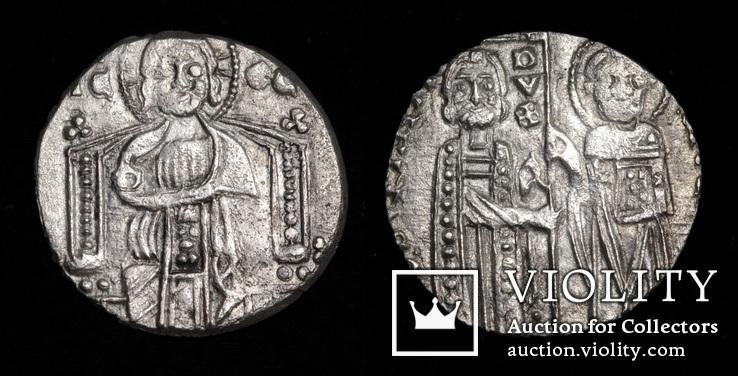 Венеціанська республіка, дож Джованні Сорандзо (1312-1328рр.), срібний гроссо