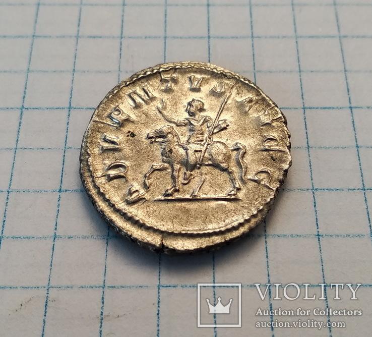 Филипп I Араб, антониниан., фото №7