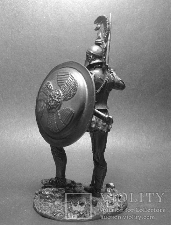 Греческий аристократ, 2-я половина VI в. до н.э., фото №4