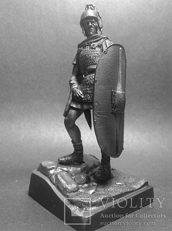 Рим.Легионер Legio IX Hispana 74 г до н.э., фото №2