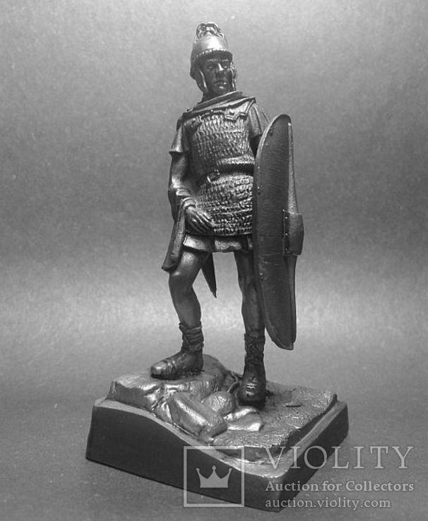 Рим.Легионер Legio IX Hispana 74 г до н.э., фото №4
