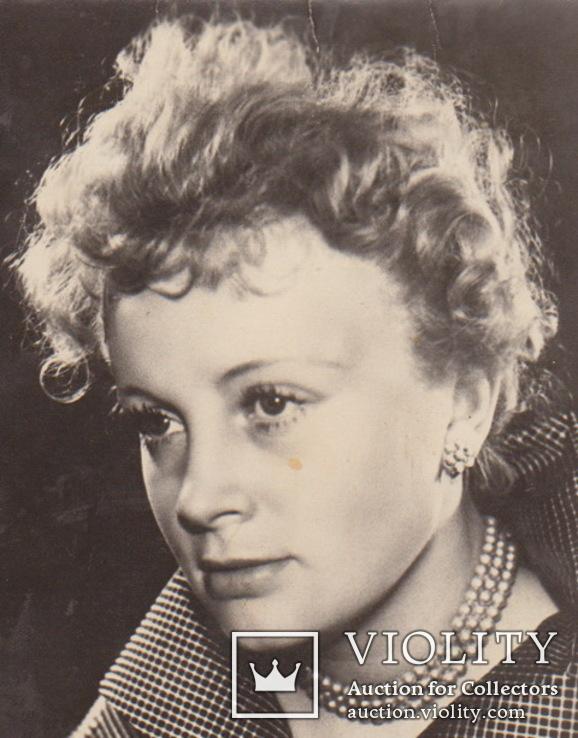 А.Ларионова 1955 г, фото №3