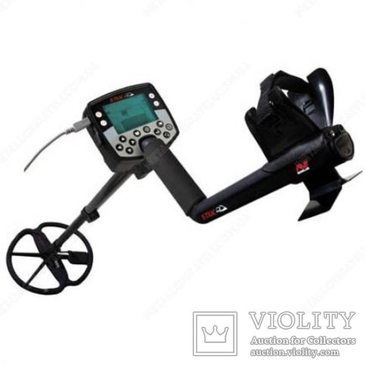 Металлоискатель Minelab E-Trac, фото №3