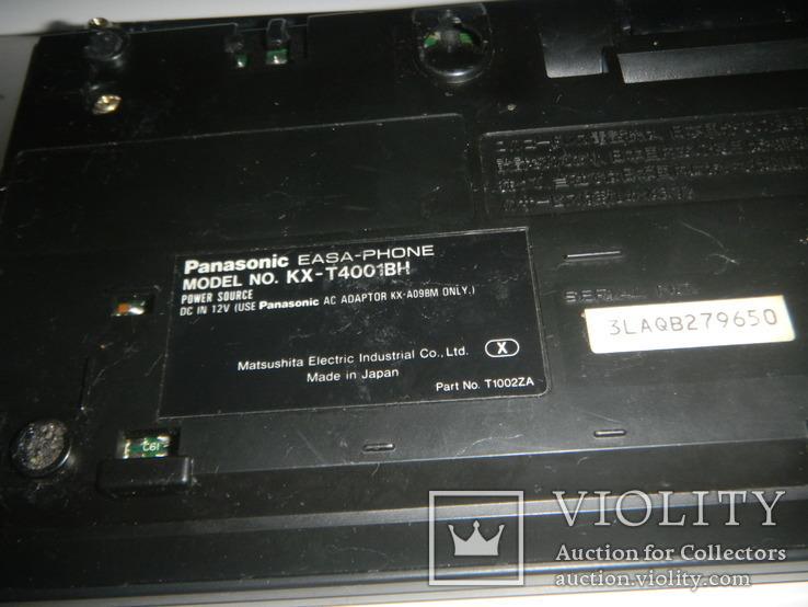 Радиотелефон телефон Panasonic KX-T4001BH, фото №7
