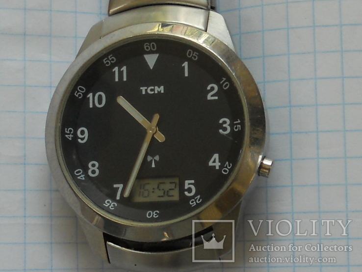"""Часы """"ТСМ"""" радиоконтроль, фото №2"""