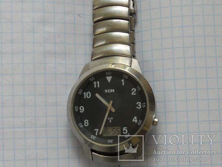 """Часы """"ТСМ"""" радиоконтроль, фото №4"""