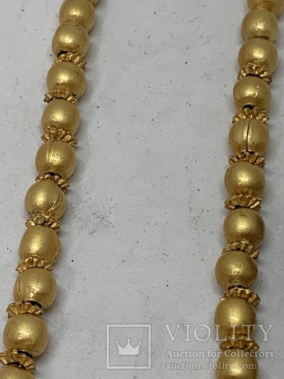 Новые серьги+ожерелье в наборе компании из Германии Jewelry earring, фото №5