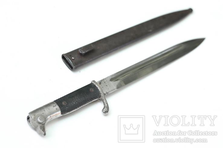 Парадный штык КС 98, клеймо Eickhorn Solingen, Вермахт