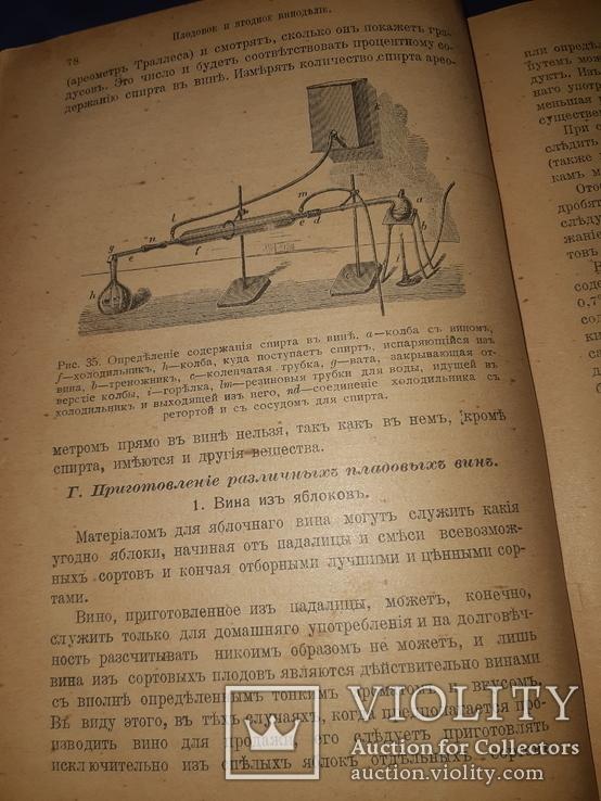 1908 Производство вин и приготовление консервов, фото №9