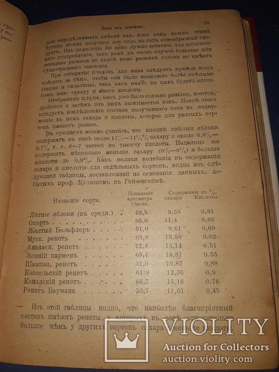 1908 Производство вин и приготовление консервов, фото №10