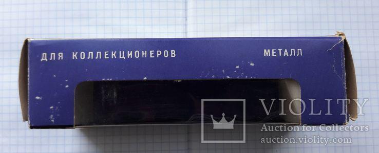 Руссо-балт С24-40 бежевый, коробка, фото №13