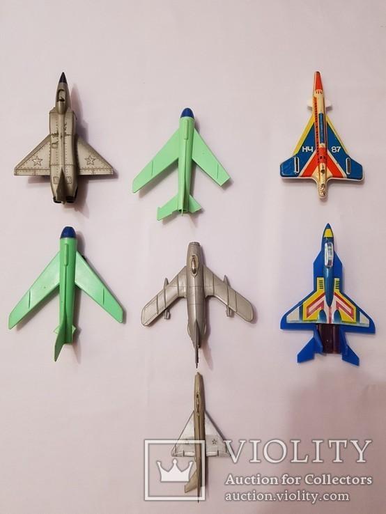 Самолёты СССР для баталий одним лотом, фото №5