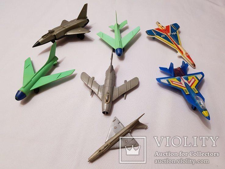 Самолёты СССР для баталий одним лотом, фото №6