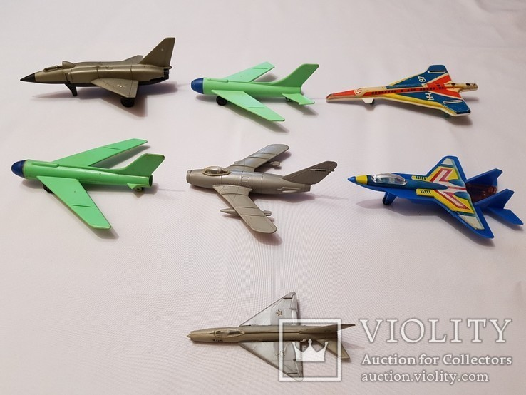 Самолёты СССР для баталий одним лотом, фото №8
