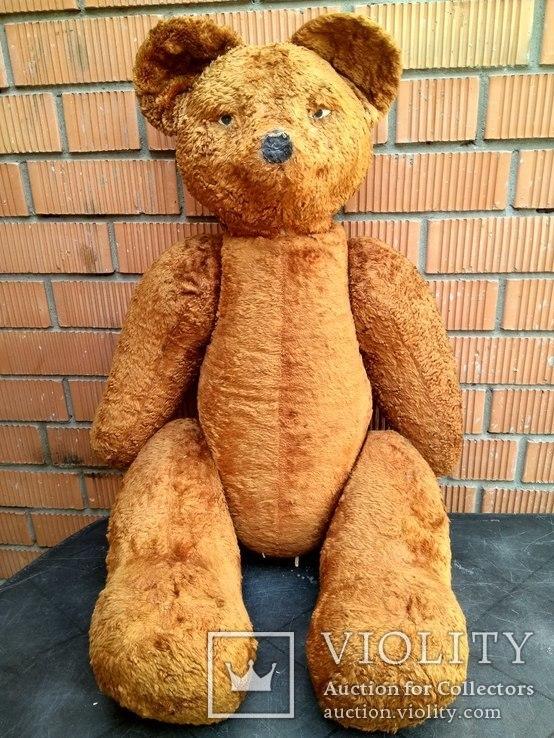 Медведь 1м10см х 60 см., фото №2