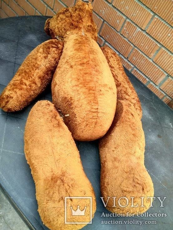 Медведь 1м10см х 60 см., фото №3