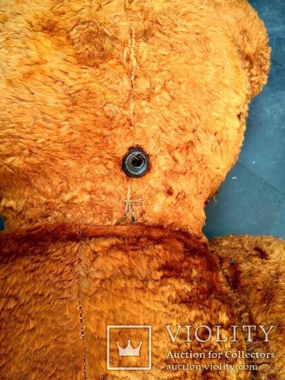 Медведь 1м10см х 60 см., фото №6
