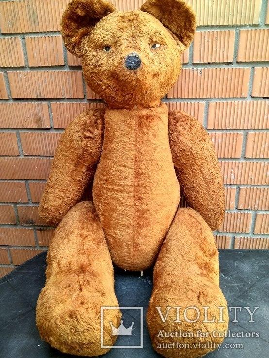 Медведь 1м10см х 60 см., фото №7
